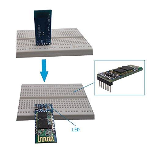 Desktop Barebones DSD TECH HC-05 Classic Bluetooth 2 0 Serial Wireless BT  Module for Arduino UNO R3 Nano Pro Mini MEGA DIP Version | PrestoMall -