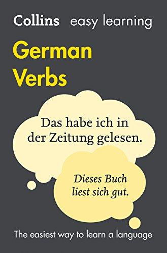 Collins Easy Learning German – Easy Learning German Verbs