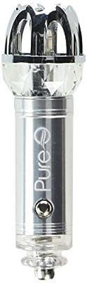 Pure-O Ionic Car Air Purifier Freshener