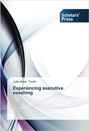 Experiencing executive coaching