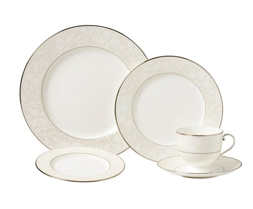 Mikasa Venetian Lace 5-Piece Place Setting, Service for -