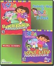 Amazon.com: Dora the Explorer Backpack Adventure and Lost