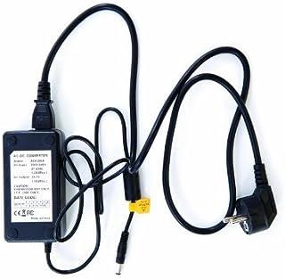 Yiklik Tensione di uscita caricabatterie biciclette 24V, metodo CC7CV corrente di carica 24V / 1,2 A PortaPower