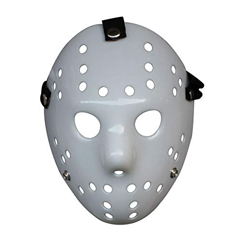 KBWL New 1pcs/lot No.13 Jason Voorhees Freddy Hockey Festival Party Halloween Masquerade Mask (Adult Size) 100gram 100g Type8