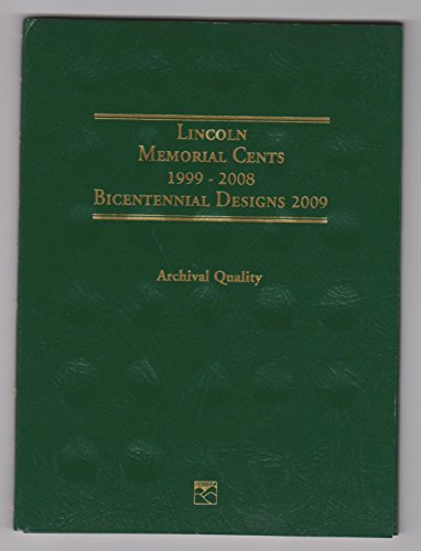 LINCOLN MEMORIAL CENTS 1999-2008