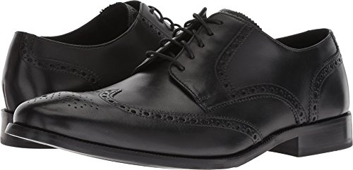 Cole Haan Men's Benton Wingtip Oxford II Black 10.5 D - Wingtip Black