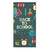 Cooper girl Back to School Item Beach Pool Towel Beach Throw 74x37 Inch for Women Men Kids Boys Girls