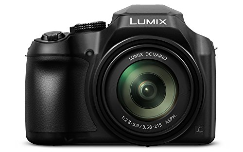 Panasonic Lumix DC-FZ82 Bridgecamera, alleen bridgecamera, zwart