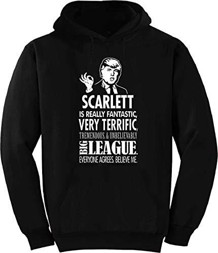 BuffThreads Scarlett Trump Big League Terrific T-Shirt