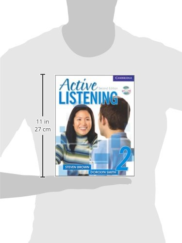 Active Listening 2 Student's Book with Self-study Audio CD