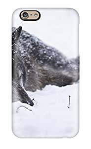Kenneth Talib Farmer's Shop New Style 6500236K98256493 New Arrival Premium 6 Case Cover For Iphone (animal Wolf)