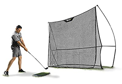 SKLZ Dual Net - 8.5' x 8.5' Premium and Durable Golf Training Net.