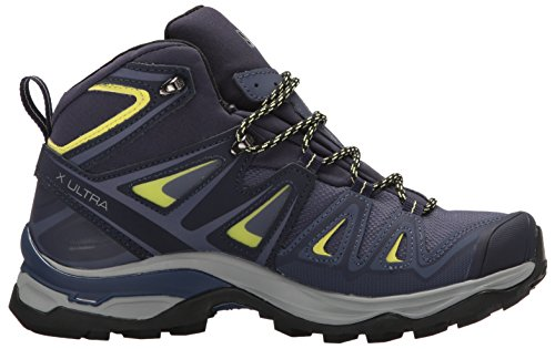 W Blue da Blu GTX Evening Donna Alta Mid 000 X B Crown Ultra 3 Salomon Arrampicata Scarpe qxOUXAq