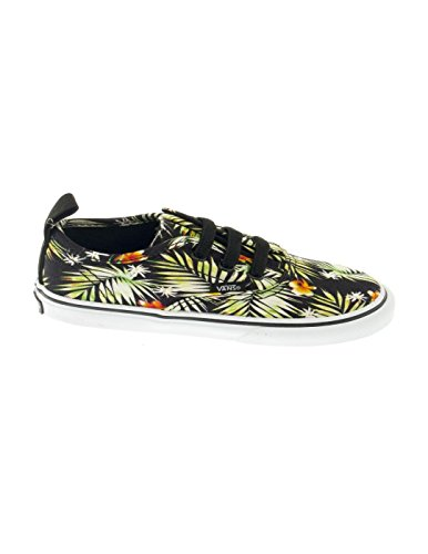 Black Authentic V decay true White Zapatilla Multicolor Vans Lace Palms n1CqFx