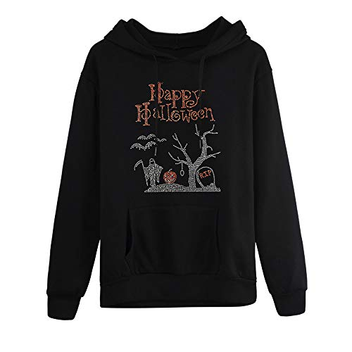 Clearance Halloween ! JSPOYOU Women Halloween Plus Size