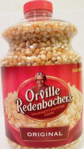 Orville Redenbacher, Gourmet Popping Corn Kernels, Original, 45oz Jar (Pack of 3) by Orville Redenbacher's