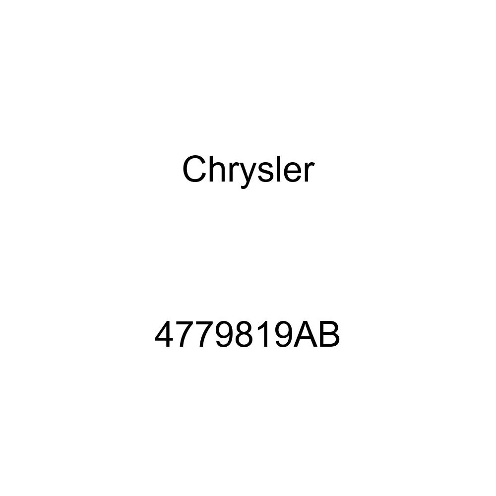 Genuine Chrysler 4779819AB Brake Hose