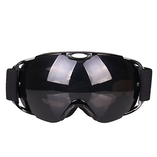 Fans Skiing glasses goggles, spherical double anti-snow anti-UV dustproof wind mirror mountaineering mirror card myopia, for skiing, cycling, rock climbing, horse riding and outdoor sports glasses