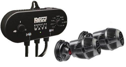 Hydor Koralia Smartwave Reef Pump Kit for Aquariums, 1500 GPH by Hydor