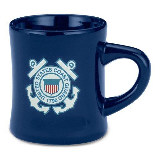 Mug Guard Coast (US Coast Guard Stoneware Diner Mug)