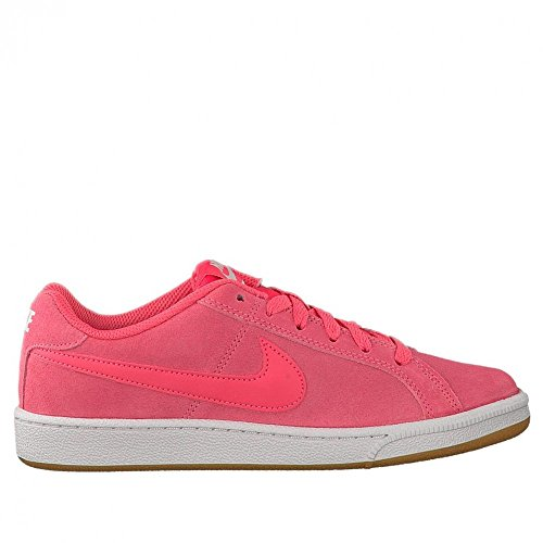 (Nike Womens Court Royale Suede Trainers 916795 Sneakers Shoes (UK 4.5 US 7 EU 38, sea Coral 800))