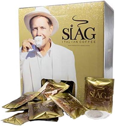 150 Cialde Siag Caffè miscela Oro cremoso