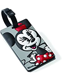 Disney Luggage Tag, Minnie Mouse, One Size