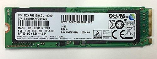 [SAMSUNG] サムスン M.2 2280 (PCI Express2.0 x4接続) SSD XP941シリーズ 512GB MZHPU512HCGL-00004
