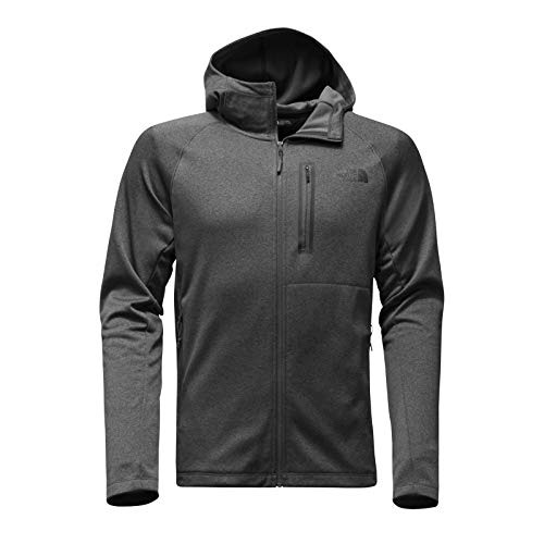 The North Face Men's Canyonlands Hoodie TNF Dark Grey Heather 2 Large