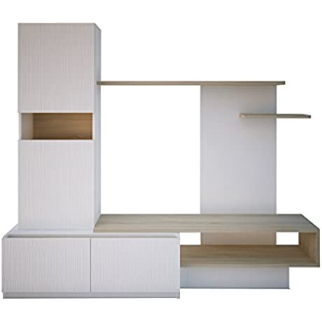 Trasman 8112 Contemporary Bcn 2 TV Wall Unit