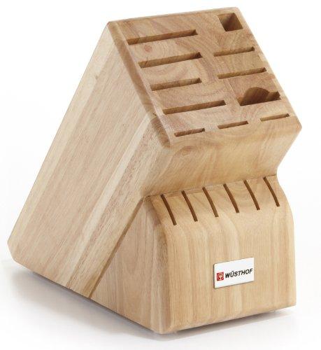 (Wusthof 17 Slot Knife Storage Block,)