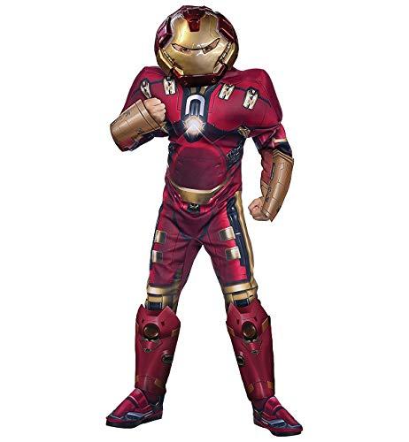Rubie's 610863-M Ultimate Hulkbuster Iron Man Child Costume - Medium -