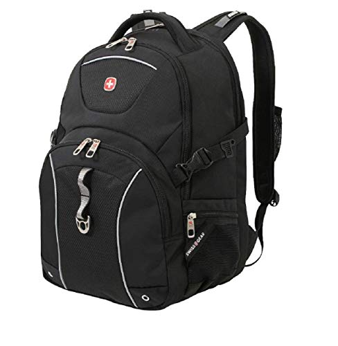 SWISSGEAR 3258 College Business Travel Everyday Men's and Women's Effortless Backpack ()