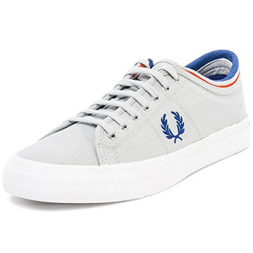 Zapatillas Fred Perry Kendrick Gris Gris