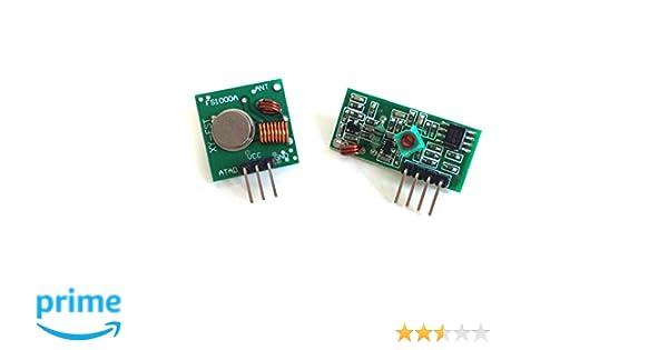 Sensor de movimiento HC-SR501, piroeléctrico, infrarrojos, módulo PIR: Amazon.es: Amazon.es