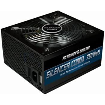PC Power and Cooling PPC Silencer 750W MKII