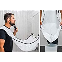 SKEIDO an Beard Bib Bathroom Bathroom Silicone Shower Holder, Shower Head Holder Suction Cup, Handheld Showerhead…