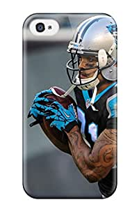 New Style 3286727K159185325 carolina panthers NFL Sports & Colleges newest iPhone 4/4s cases
