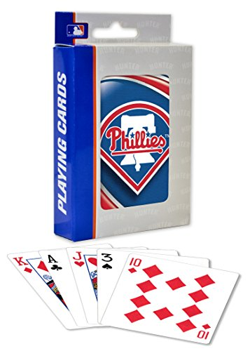 (MasterPieces MLB Philadelphia Phillies Playing Cards)