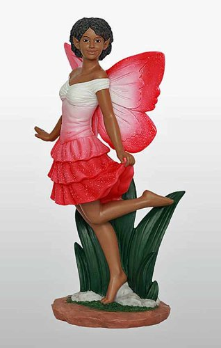 Fairy Dance in Red African American
