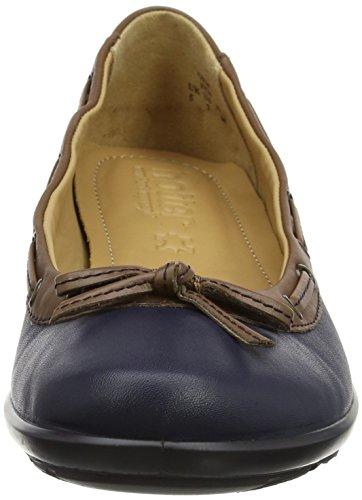 Chaussures Hotter Femme de Ballet Gem OYPqfw0