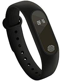 Relógio Inteligente Medidor De Frequência Cardíaca Fit M2