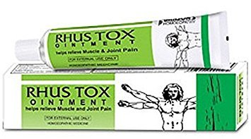- Bakson's Homeopathy - Rhus Tox Ointment Bleeding Piles by Bakson