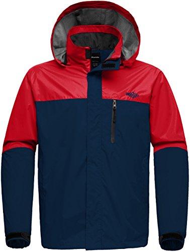 Zip Wind Rain Jacket - 8