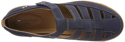 Scarpe Casual Haven Navy Donna Clarks Blu Cove Nubuck tw1SEEq