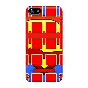 Popular LittleBox New Style Durable Iphone 5/5s Case (NXl3387EzIX)