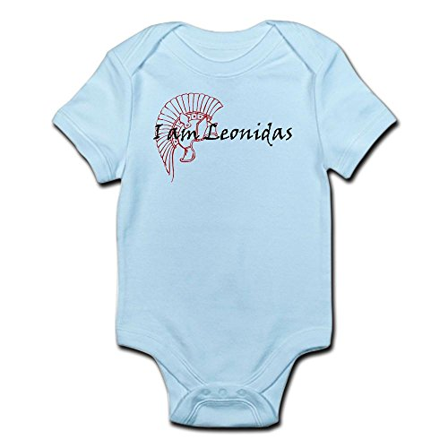 cafepress-i-am-leonidas-300-helmet-cute-infant-bodysuit-baby-romper