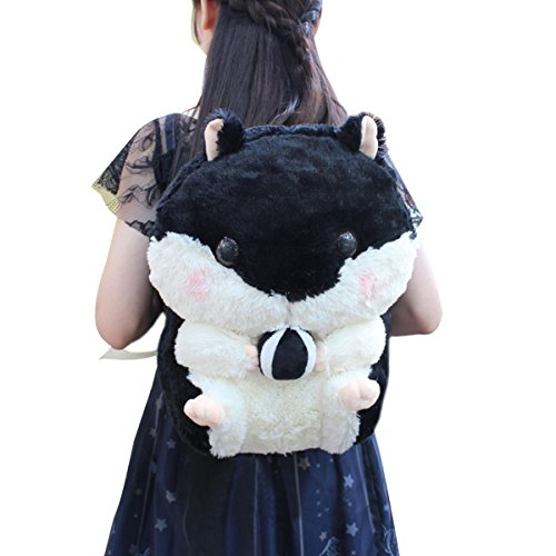 [TOLLION Plush Stuffed Animal Backpack Hamsters Doll Backpack Cuddly Mouse Backpack With Adjustable Shoulder Strap,Best Gift] (Teen School Girl Costumes)