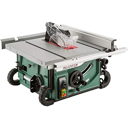 Grizzly Industrial G0869-10″ 2 HP 115V Benchtop Table Saw with Riving Knife
