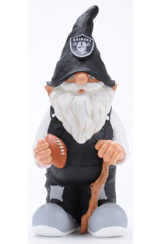 Oakland Athletics Garden (NFL Oakland Raiders 2008 Team Gnome)